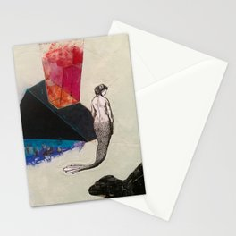 you don't know me at all Stationery Cards