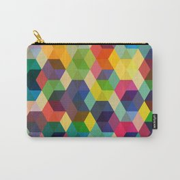 Hexagonzo Carry-All Pouch