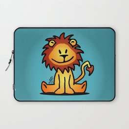 Cute little lion Laptop Sleeve