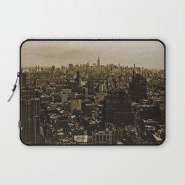 New York Skyline 3 Laptop Sleeve