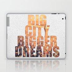Big City Dreams Laptop & iPad Skin