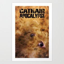 Cathair Apocalypse Book 1 Cover Art Print