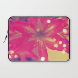 Secret Garden| Pink tigress  Laptop Sleeve
