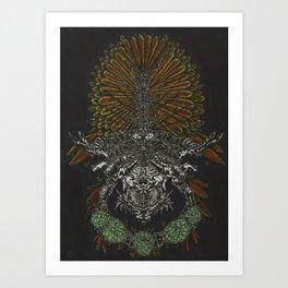 The Solitus Art Print