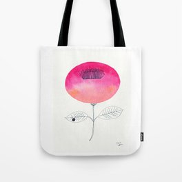 Flower of happiness Tote Bag