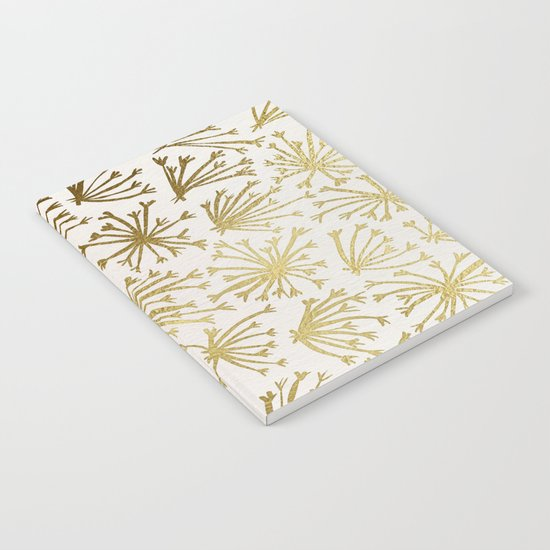 Queen Anne's Lace #2 Notebook