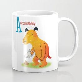Accountability Coffee Mug