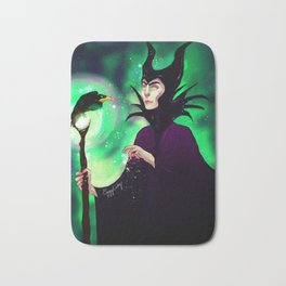Maleficent Bath Mat
