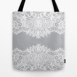 Lovely Lace Tote Bag