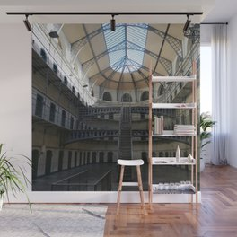 Glass ceiling Wall Mural