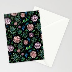 FLORAL PATTERN 3 Stationery Cards
