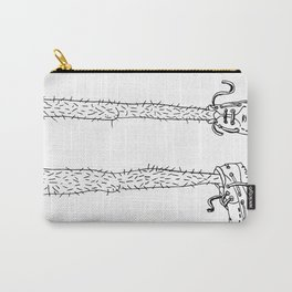 hairy legs Carry-All Pouch