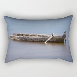 Past its best. Rectangular Pillow