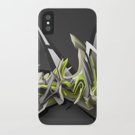 Swinging DAIM iPhone Case