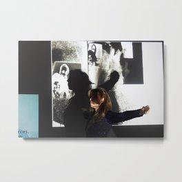 DropArt & Shirly @BYOB TelAviv #03 Metal Print