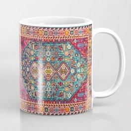 N131 - Heritage Oriental Vintage Traditional Moroccan Style Design Coffee Mug