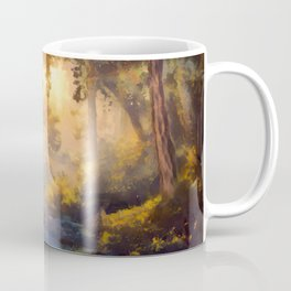 Autumn in Epping Forest, UK Coffee Mug
