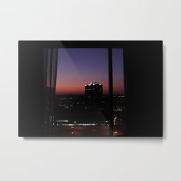 MN Sunrise Metal Print