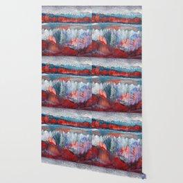 Fall Frost Painting / Dennis Weber / ShreddyStudio Wallpaper