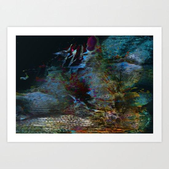 Dayswan Art Print