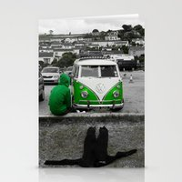 volkswagen Stationery Cards featuring #volkswagen#surf by Aurian82