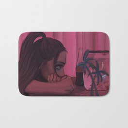 Into You  Bath Mat