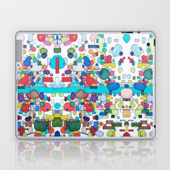 River City Laptop & iPad Skin