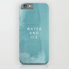 water and ice Slim Case iPhone 6s