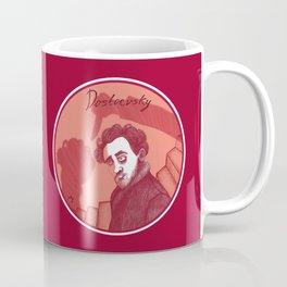 Dostoevsky The Idiot Coffee Mug