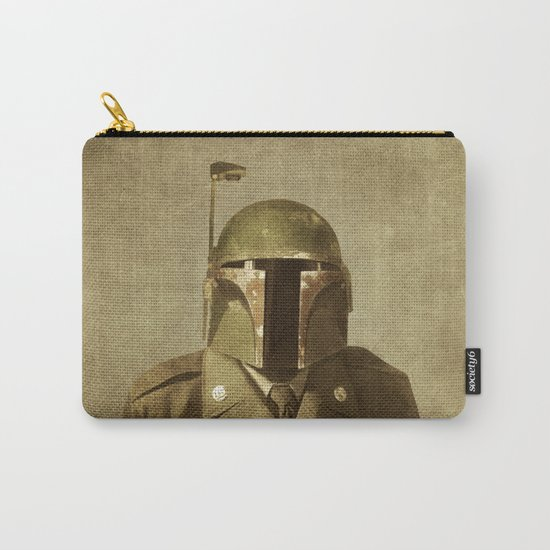 General Fettson  - square format Carry-All Pouch