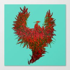 Hot Wings! Canvas Print