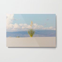 White Sands, No. 3 Metal Print