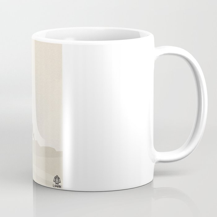 Vector Uncharted Coffee Mug