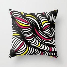 Bumpy Throw Pillow