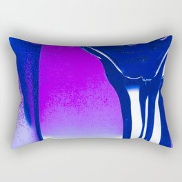 Love Potion Exotic Magical Cocktail in Abstract Design Rectangular Pillow