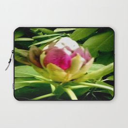 Rhododendron. Laptop Sleeve