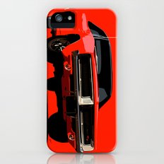 DODGE CHARGER R/T iPhone (5, 5s) Slim Case