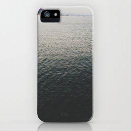 SLO waves iPhone Case