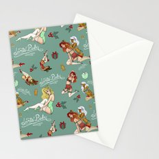 Santa Baby  Stationery Cards