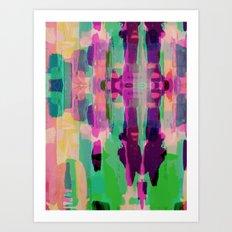 Re Re Remix Art Print