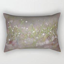 morning mist Rectangular Pillow