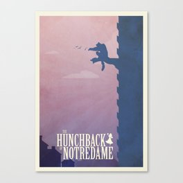 The Hunchback Canvas Print