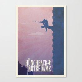 The Hunchback Canvas Print