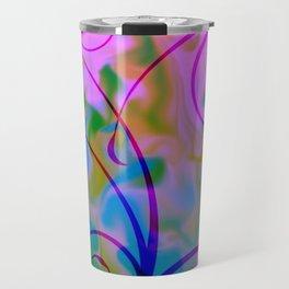 Design RAMONA,colorful Travel Mug