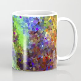 Aquarela_Textura digital  Coffee Mug