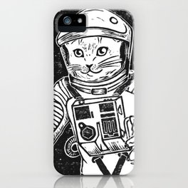 Out of the Cradle, Endlessly Orbiting iPhone Case