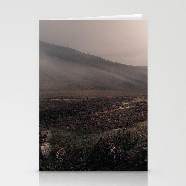 Highland Mist Stationery Cards
