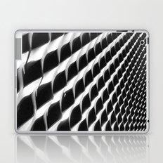 Waves of Iron Laptop & iPad Skin