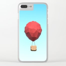 Lifted Clear iPhone Case