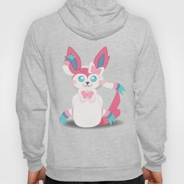 Evolution Bobbles - Sylveon Hoody